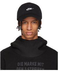 Nike - Black Heritage 86 Futura Cap - Lyst