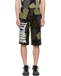 Ports 1961 - Brown Everlast Edition Stars Shorts - Lyst