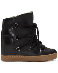 Isabel Marant - Black Nowles Boots - Lyst