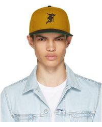 Fear Of God - Tan New Era Edition Cap - Lyst