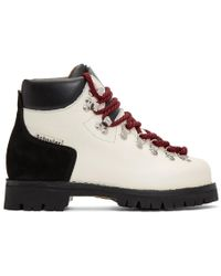 Proenza Schouler - White Hiking Boots - Lyst