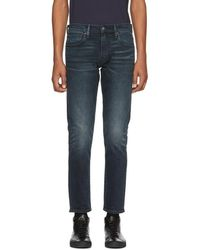 Levi's - Blue 512 Slim Tapered Jeans - Lyst