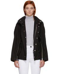 3.1 Phillip Lim - Black Field Jacket - Lyst
