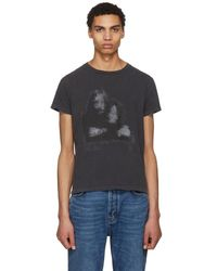 Remi Relief - Black Sp Finish Two T-shirt - Lyst