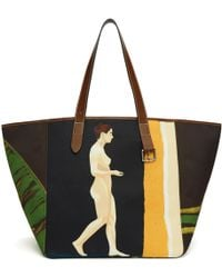 J.W. Anderson | Multicolor Palm Lady Belt Tote | Lyst