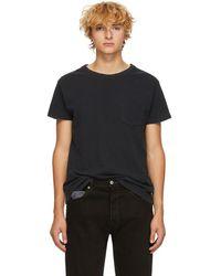 Levi's - Black 1950s Sportwear T-shirt - Lyst