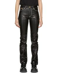 Eytys - Black Cypress Tar Jeans - Lyst