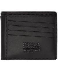 Maison Margiela - Black Inside Out Wallet - Lyst