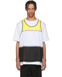 Opening Ceremony - Multicolour Limited Edition Colorblock Tank Top - Lyst