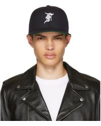 Fear Of God - Navy New Era Edition Cap - Lyst