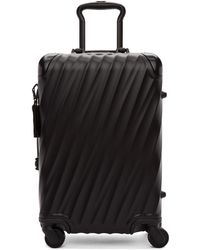 Tumi - Black Aluminium International Carry-on Suitcase - Lyst