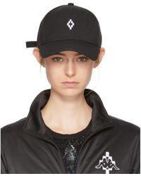 Marcelo Burlon - Black Starter Edition Pelken Cap - Lyst