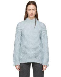 Won Hundred - Blue Gisele Sweater - Lyst