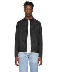 Moncler ブラック Premont ジャケット