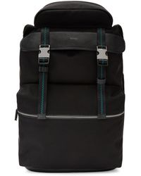 BOSS - Black Meridian Backpack - Lyst