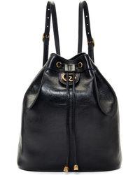 Gucci - Black Rebelle Bag - Lyst