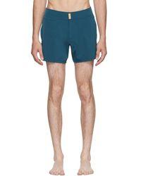 Vilebrequin - Blue Midnight Jersey Smoking Swim Shorts - Lyst