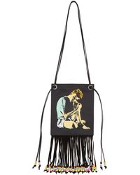 JW Anderson - Pochette noire Heavy Gilbert and George - Lyst