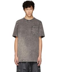 Stella McCartney - Grey Idol Oversized T-shirt - Lyst