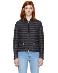 Moncler - Black Down Blen Jacket - Lyst