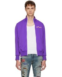 Palm Angels - Purple Playboi Carti Edition Die Punk Track Jacket - Lyst