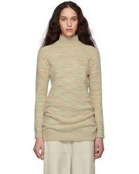 Missoni - Multicolour Tie Dye Turtleneck - Lyst