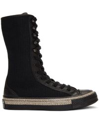 JW Anderson - Black Converse Edition Chuck Taylor 70 High-top Trainers - Lyst