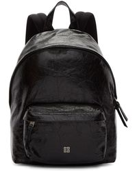 Givenchy - Black Vintage 4g Backpack - Lyst