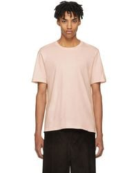 Our Legacy | Pink Bump T-shirt | Lyst