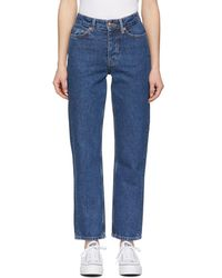Won Hundred - Blue Pearl Jeans - Lyst