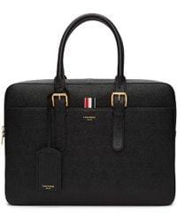Thom Browne - Black Business Briefcase - Lyst