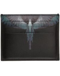 Marcelo Burlon - Black Wings Card Holder - Lyst
