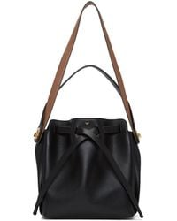 Anya Hindmarch - Black Small Shoelace Bag - Lyst
