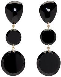 Isabel Marant - Black Bright Earrings - Lyst