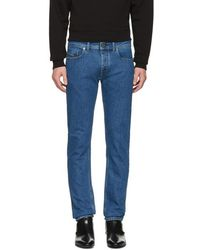 Diesel Black Gold - Blue Type-2510 Jeans - Lyst
