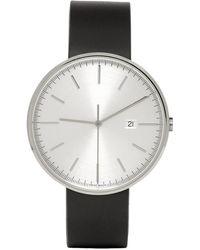 Uniform Wares - Black Rubber M40 Watch - Lyst