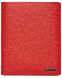 Tumi - Red Province Passport Holder - Lyst