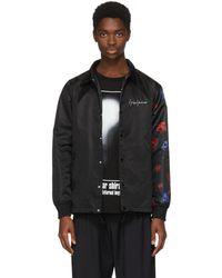 Yohji Yamamoto   Black New Era Edition Jacket   Lyst