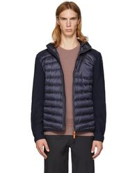 Parajumpers - Navy Warm-up Nolan Jacket - Lyst