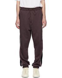 3.1 Phillip Lim - Purple Lounge Trousers - Lyst