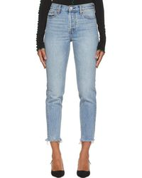 Levi's - Blue Wedgie Jeans - Lyst