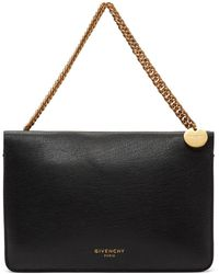Givenchy - Black Cross3 Zipped Bag - Lyst