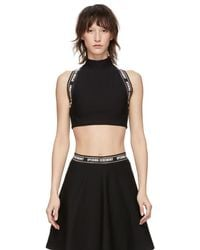 Opening Ceremony - Black Torch Sports Bra Turtleneck - Lyst
