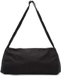 Y-3 - Black Yohji Gym Duffle Bag - Lyst