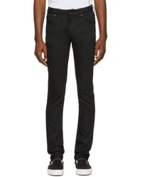 Naked & Famous - Black Power Stretch Jeans - Lyst