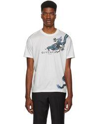 Givenchy - Capricorn Short Sleeved T Shirt - Lyst