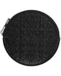 Loewe - Black Cookie Coin Pouch - Lyst
