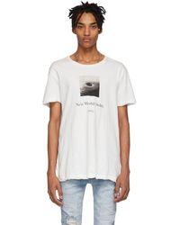 Ksubi - White New World Order T-shirt - Lyst