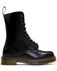 Marc Jacobs - Black Redux Grunge 1490 Boots - Lyst