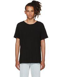 Simon Miller - Black Garcon T-shirt - Lyst